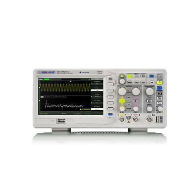 NEW UNOPEDED BOX Siglent Digital Storage Oscilloscope SDS1052DL+   FREE SHIPPING