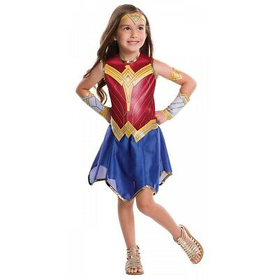 Wonder Woman Costume Batman v Superman Halloween Fancy Dress