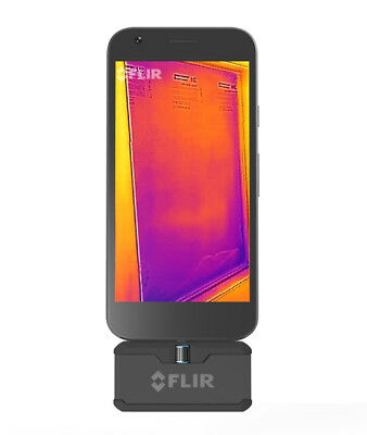FLIR OnePro Android Thermal Imaging Camera Attachment