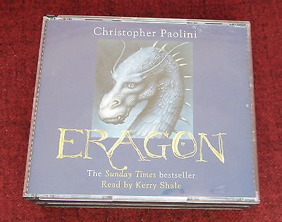 Eragon By Christopher Paolini Audio Cd