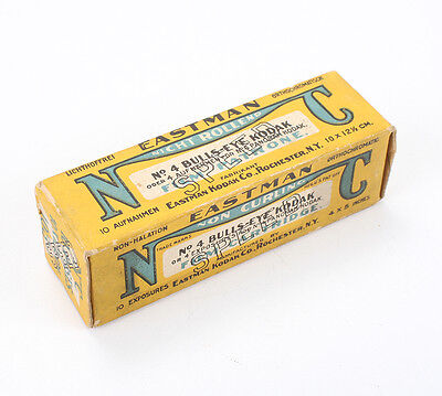 KODAK 103 NC SPEED FILM, EXPIRED OCT 1922, SOLD FOR DISPLAY/cks/196541
