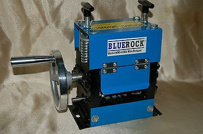 BLUEROCK ® Model MWS-83MD Wire Stripping Machine Copper Stripper STRiPiNATOR ®