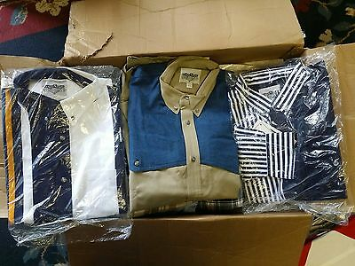 Wholesale Shirts - Large Lot 40 Pieces Mens - Womens - Western Shirts - Cheap !