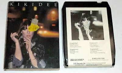 KIKI DEE - s/t - Sealed 8-track Tape - 1977 EMI Records - Made in England