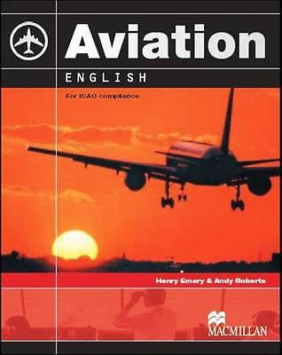 Aviation English Student S Book and DVD Pack (Paperback), Emery, . 9780230027572