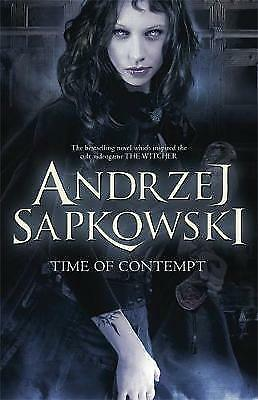 Time of Contempt (Witcher 2), Sapkowski, Andrzej, Excellent