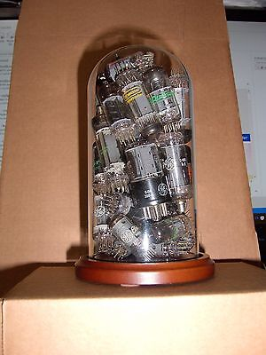 STEAMPUNK,Oddities 1940s -1960s Vacuum Tube Desk Top Home Decor Display