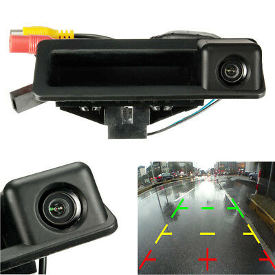 170° Car Rear View Reversing Camera CCD for BMW E39 E46 1/3/5 Series E60 E82 E90