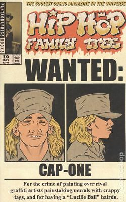Hip Hop Family Tree (2015 Fantagraphics) #10 NM