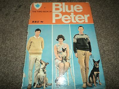 annuals blue peter third book of hardback