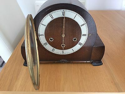 "Smiths 8 Day Westminster Chime 1950s ""RICHMOND"" Mantel Clock-Final Listing PRICE"