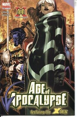 Age of Apocalypse (2005 Series) #4 May 2005 Marvel NM- 9.2