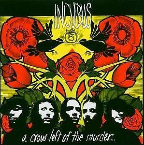 incubus - a crow left of the murder... (CD NEU!) 5099751504771