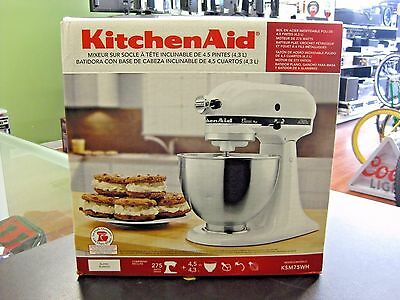 Kitchenaid Classic Series 45 Quart Tilt Head Stand Mixer wonderful kitchenaid 45 quart tilt head stand mixer silver 5 qt w