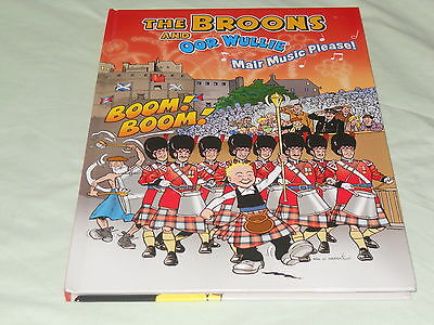"THE BROONS  & OOR WULLIE Annual ""Mair Music Please"""