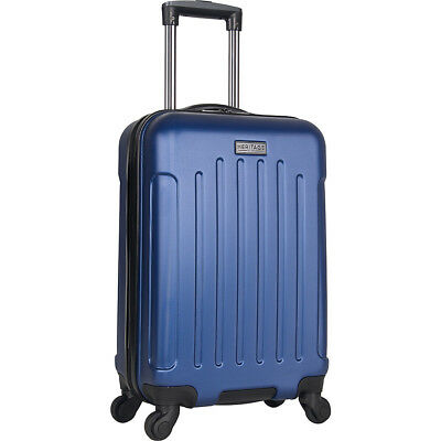 """Heritage Lincoln Park 20"""" Carry-On Spinner 5 Colors Hardside Carry-On NEW"""