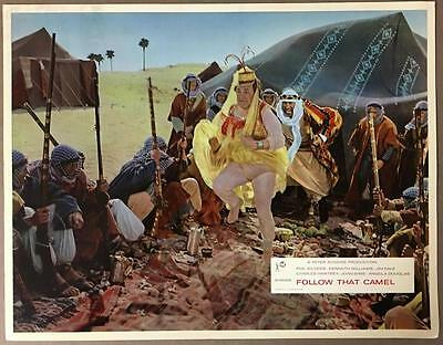 Peter Butterworth Carry On in the Legion Follow That Camel 1967 lobby card 880