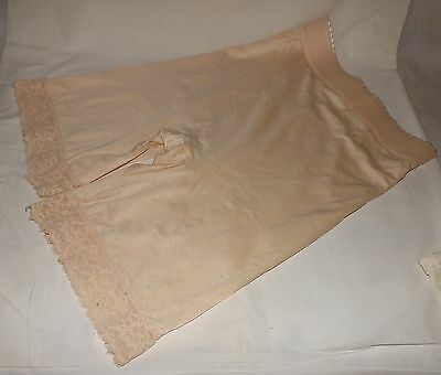 Vintage Rago Shapewear High Waist Long Leg Shaper Girdle 2X/34