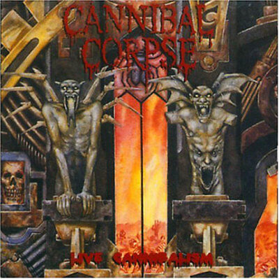cannibal corpse - live cannibalism (CD) 039841430325