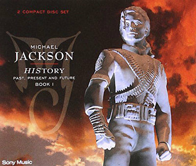 michael jackson - history - past, present and future - book 1 (CD)