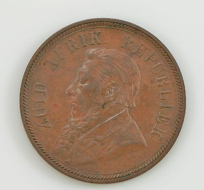 1898 South Africa One Penny *G90