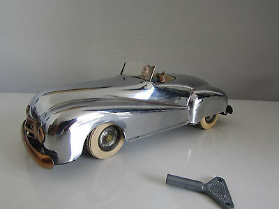 blech ingap Italy wind-up cabriolet farher & hund roadster 1450 open touring car