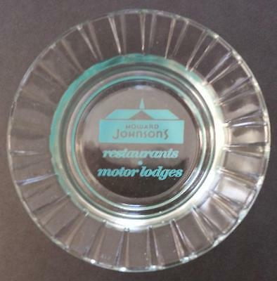 Howard Johnson's Restaurants & Motor Lodges Ash Tray Great Condition!