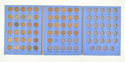 Complete 1941-58 Lincoln Wheat Cent Set - Includes 1943 Steel Cents! *069
