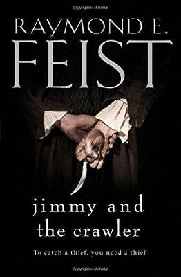 Jimmy and the Crawler by Feist, Raymond E. | Paperback Book | 9780008160517 | NE