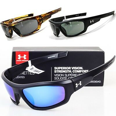 NEW UNDER ARMOUR POWER SUNGLASSES Choose Black / Tortoise / Polarized UA 8600026