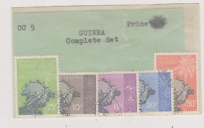 Guinea Stamps