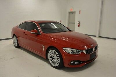 2015 BMW 4-Series Base Coupe 2-Door 2015 BMW 428I ONLY HAS 25959 MILES WITH LUXURY LINE