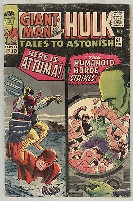 Tales to Astonish #64 February 1965 G
