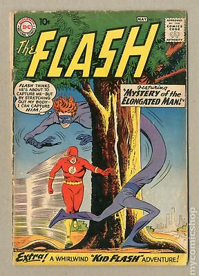 Flash (1959 1st Series DC) #112 GD- 1.8