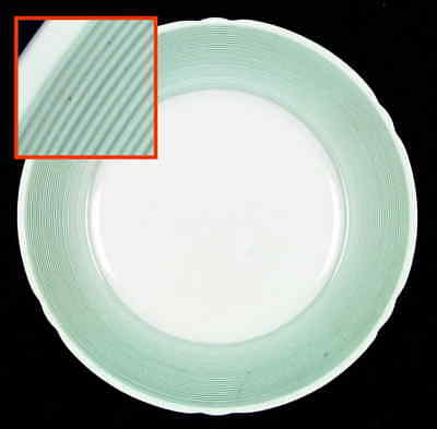 Shelley 13706 G (GREEN) Dinner Plate S665014G3