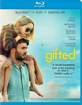 Gifted (bd/dvd Combo) - Blu-Ray Region 1 Free Shipping!