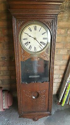 Bundy American Clock. Circa 1898.