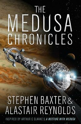 The Medusa Chronicles Paperback Book 2017 by Alastair Reynolds Stephen Baxter