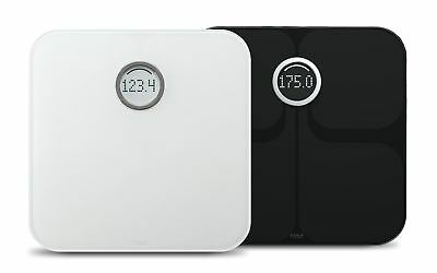 Fitbit Aria WiFi Smart Body Analyser Scales - White / Black -From Argos on ebay