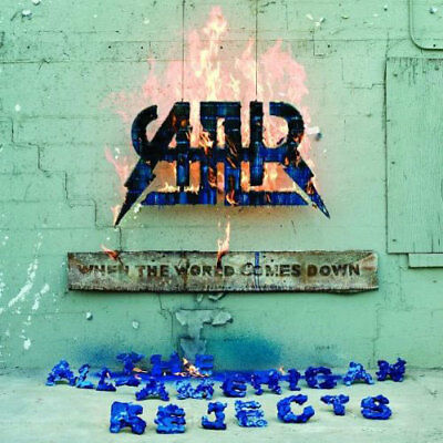 the all-american rejects - when the world comes down (CD) 602517975521