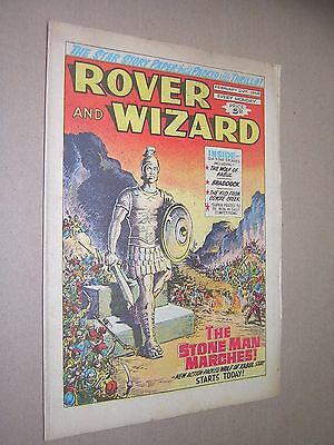 ROVER AND WIZARD. BOYS COMIC. 1964 FEB 29th