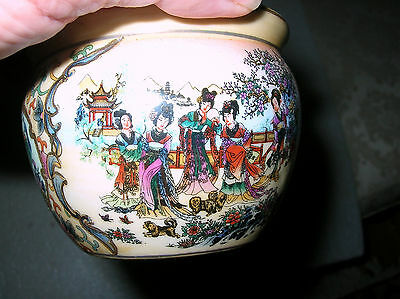 Chinese Signed Pot