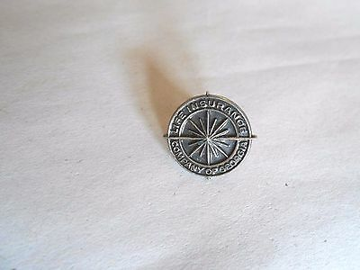 Vintage Life Insurance Company of Georgia Sterling Lapel Pin