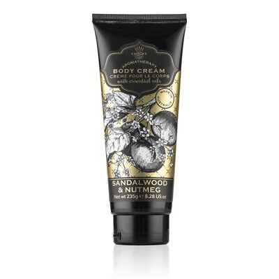 Empire  Aromatherapy Sandalwood & Nutmeg Body Cream 235g
