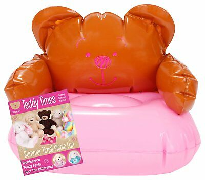 Chad Valley Designabear Chill Out Inflatable Chair. From the Argos Shop on ebay