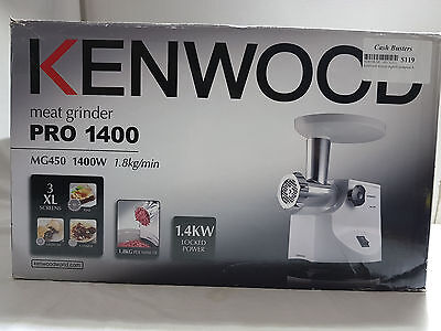 Kenwood Pro 1400 Mincer - Great Condition