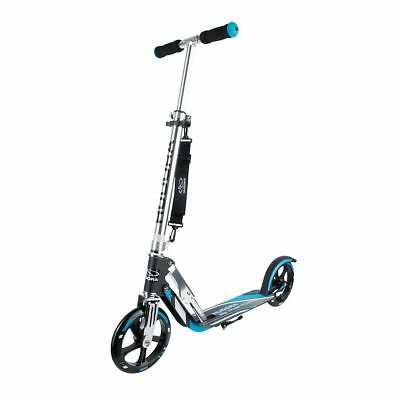 Hudora Big Wheel 205 Roller RX-Pro 205 Scooter schwarz blau