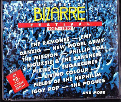 best of bizarre festival 1987-1992-danzig,ramones,iggy pop,new model army,pogues