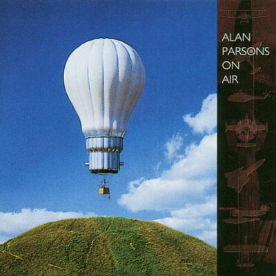 alan parsons - on air (CD) 7340004180067