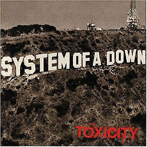 system of a down - toxicity (CD) 0509975015342